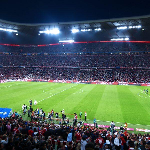 Beste Sitzplätze im Stadion
